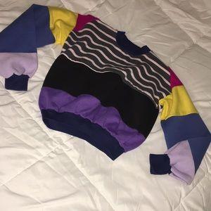 Sweaters - VINTAGE Crop top sweater